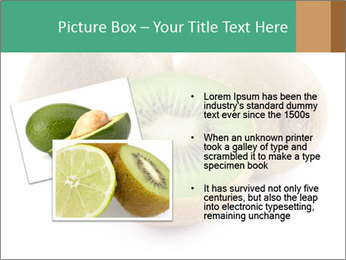Green Kiwi PowerPoint Templates - Slide 20