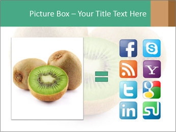 Green Kiwi PowerPoint Templates - Slide 21