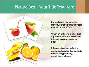 Green Kiwi PowerPoint Templates - Slide 23