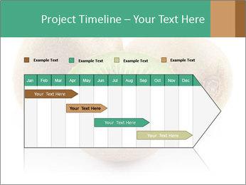 Green Kiwi PowerPoint Templates - Slide 25