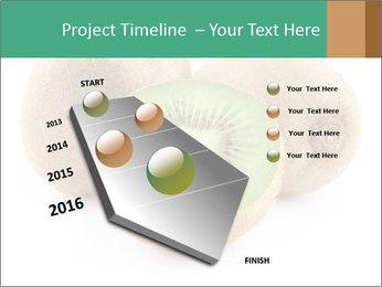 Green Kiwi PowerPoint Templates - Slide 26