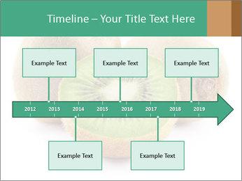 Green Kiwi PowerPoint Templates - Slide 28