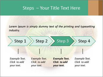 Green Kiwi PowerPoint Templates - Slide 4