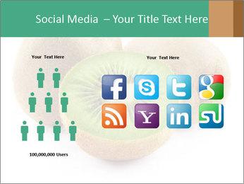 Green Kiwi PowerPoint Templates - Slide 5