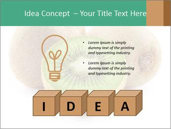 Green Kiwi PowerPoint Templates - Slide 80