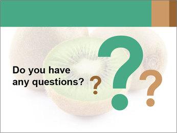 Green Kiwi PowerPoint Templates - Slide 96