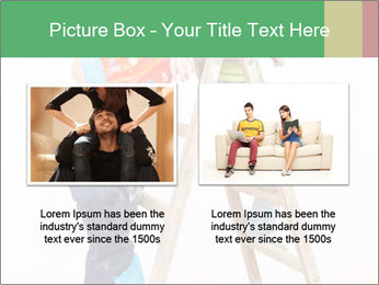 Couple Paints Walls Together PowerPoint Template - Slide 18