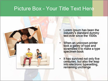 Couple Paints Walls Together PowerPoint Template - Slide 20