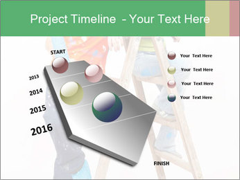 Couple Paints Walls Together PowerPoint Template - Slide 26