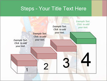 Couple Paints Walls Together PowerPoint Template - Slide 64
