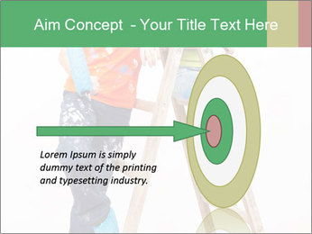 Couple Paints Walls Together PowerPoint Template - Slide 83