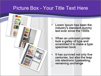 Black Fridge PowerPoint Template - Slide 17