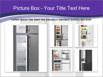 Black Fridge PowerPoint Template - Slide 19