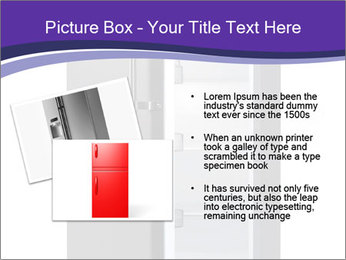 Black Fridge PowerPoint Template - Slide 20