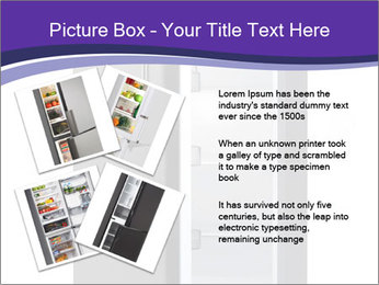 Black Fridge PowerPoint Template - Slide 23