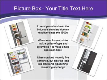 Black Fridge PowerPoint Template - Slide 24