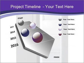 Black Fridge PowerPoint Template - Slide 26