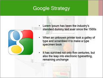 Stocked Fridge PowerPoint Template - Slide 10