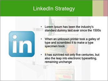 Stocked Fridge PowerPoint Template - Slide 12