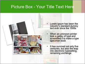Stocked Fridge PowerPoint Template - Slide 20