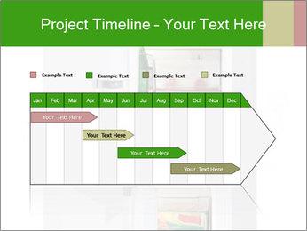 Stocked Fridge PowerPoint Template - Slide 25