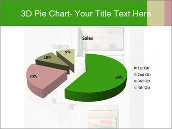 Stocked Fridge PowerPoint Template - Slide 35
