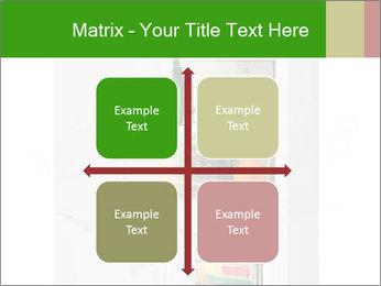 Stocked Fridge PowerPoint Template - Slide 37