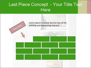 Stocked Fridge PowerPoint Template - Slide 46