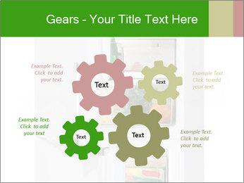 Stocked Fridge PowerPoint Template - Slide 47