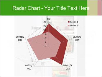 Stocked Fridge PowerPoint Template - Slide 51