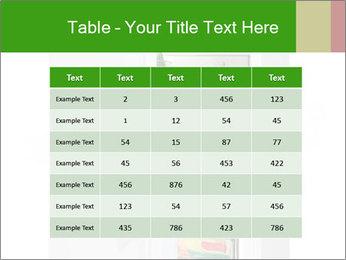 Stocked Fridge PowerPoint Template - Slide 55