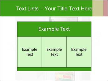 Stocked Fridge PowerPoint Template - Slide 59