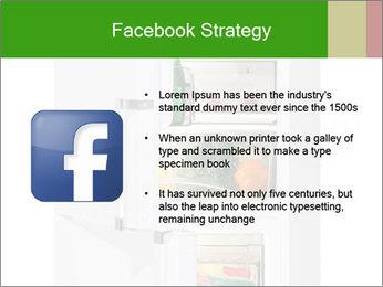 Stocked Fridge PowerPoint Template - Slide 6