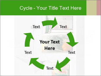 Stocked Fridge PowerPoint Template - Slide 62