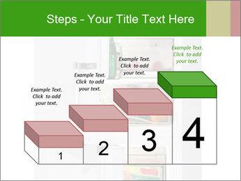Stocked Fridge PowerPoint Template - Slide 64
