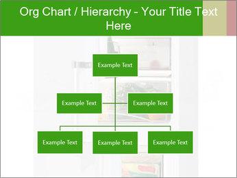 Stocked Fridge PowerPoint Template - Slide 66