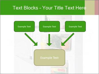 Stocked Fridge PowerPoint Template - Slide 70