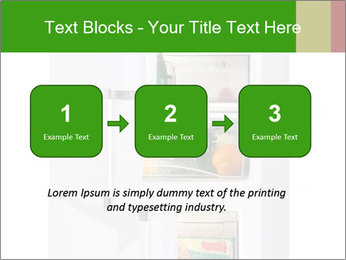 Stocked Fridge PowerPoint Template - Slide 71