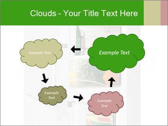 Stocked Fridge PowerPoint Template - Slide 72