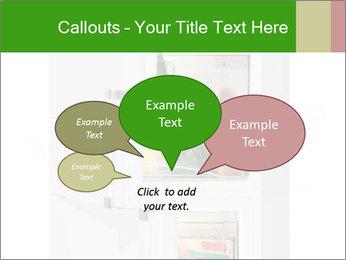 Stocked Fridge PowerPoint Template - Slide 73