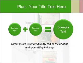 Stocked Fridge PowerPoint Template - Slide 75