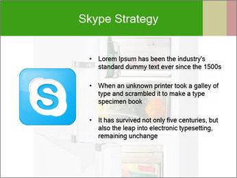 Stocked Fridge PowerPoint Template - Slide 8