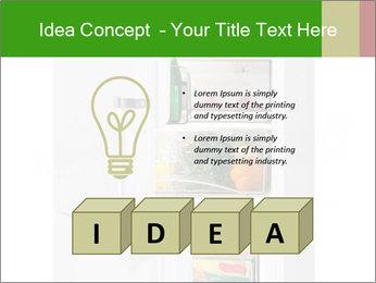 Stocked Fridge PowerPoint Template - Slide 80