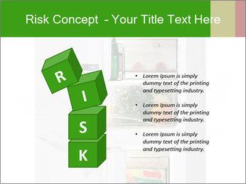 Stocked Fridge PowerPoint Template - Slide 81