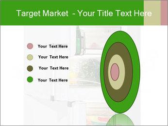 Stocked Fridge PowerPoint Template - Slide 84