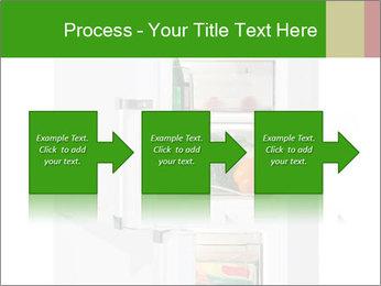 Stocked Fridge PowerPoint Template - Slide 88