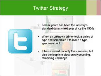 Stocked Fridge PowerPoint Template - Slide 9