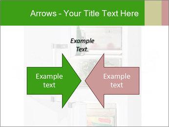 Stocked Fridge PowerPoint Template - Slide 90