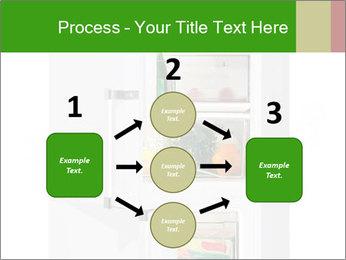Stocked Fridge PowerPoint Template - Slide 92
