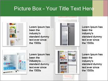 Open Fridge PowerPoint Templates - Slide 14